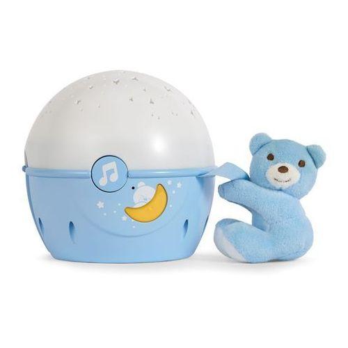 Chicco  projektor na łóże czko niebieski + darmowy transport! (8058664062355)