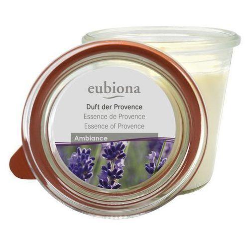 Eubiona Świeca zapachowa z bio-stearyny zapach prowansji