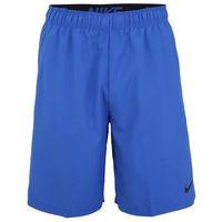 Nike spodnie sportowe 'flex' królewski błękit