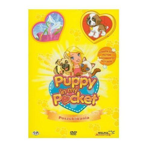 Welpol adventure Puppy in my pocket-poszukiwania dvd cz.4 (płyta dvd)