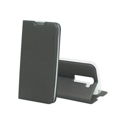 BLOW ETUI L LG K10 CZARNE 5900804091417 - odbiór w 2000 punktach - Salony, Paczkomaty, Stacje Orlen, kolor czarny