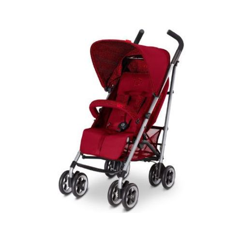 Cybex gold wózek spacerowy topaz mars red-red (4250183768365)