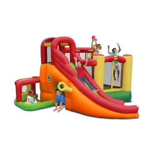 Dmuchane centrum zabawy 11 w 1 marki Happyhop. Najniższe ceny, najlepsze promocje w sklepach, opinie.