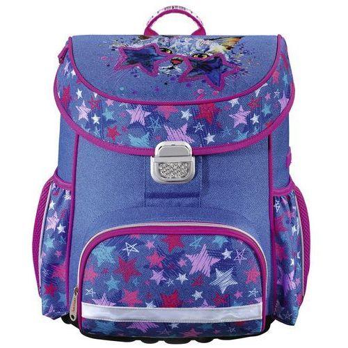 HAMA plecak szkolny, Disco-kot (4047443347695)
