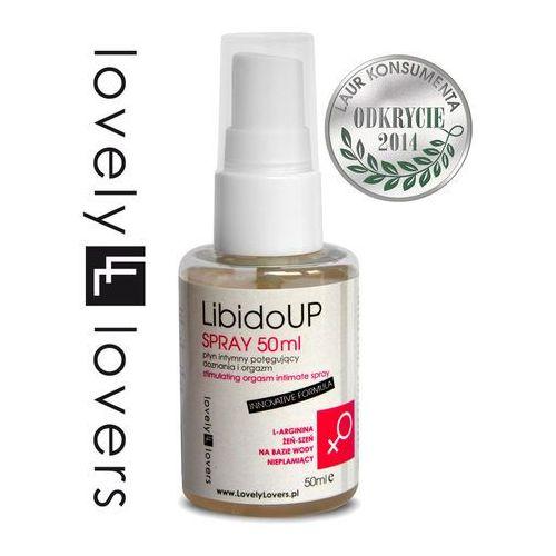LibidoUP Spray, pełnia rozkoszy dla kobiety
