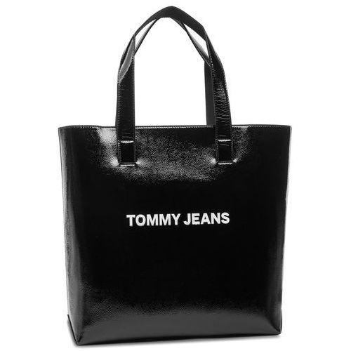 Torebka TOMMY JEANS - Tjw Modern Girl Tote AW0AW006231 002, kolor czarny