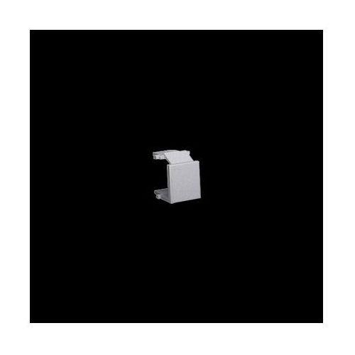 Zaślepka otworu wtyku rj45/rj12 do pokrywy gniazda teleinformatycznego; stal inox marki Kontakt-simon