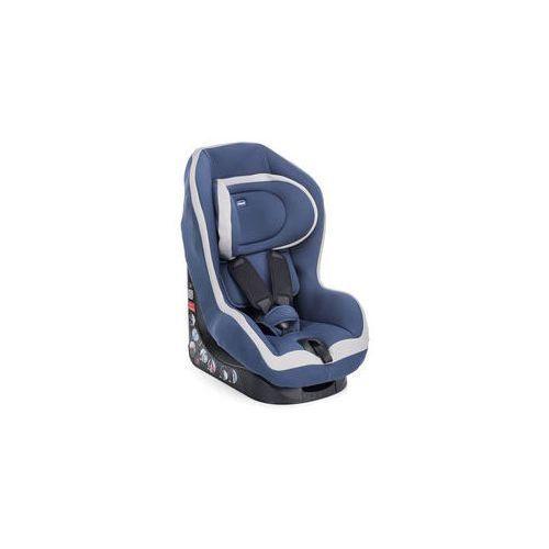 Fotelik samochodowy go-one 9-18kg + gratis (blue) marki Chicco
