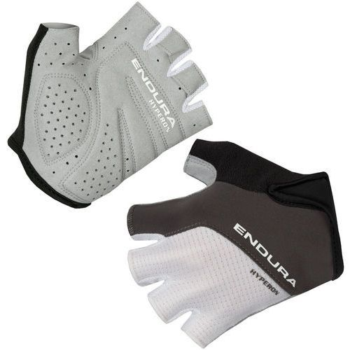 Endura hyperon rękawiczka rowerowa kobiety szary/biały m 2018 rękawiczki szosowe (5055939933139)