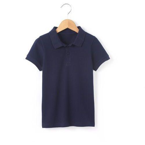 La redoute collections T-shirt z okrągłym dekoltem, nadrukiem i krótkim rękawem