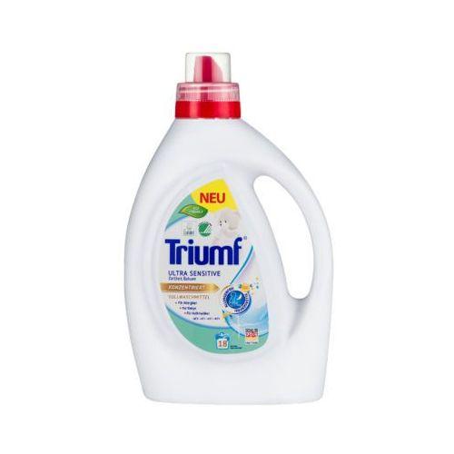 1l ultra sensitive płyn do prania (18 prań) marki Triumf