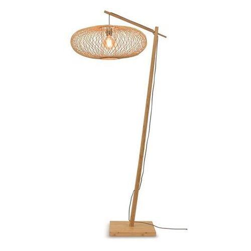 lampa podłogowa cango naturalna 60x25 naturalny cango/f/ad/n/6025/n marki Good&mojo