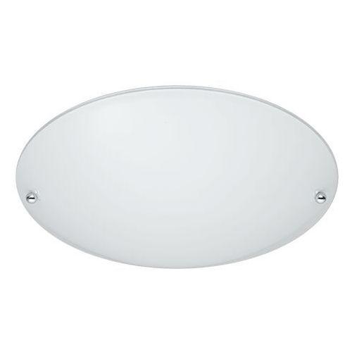 Trio 6196 lampa sufitowa aluminium, biały, 1-punktowy - nowoczesny/dworek - obszar wewnętrzny - lana - czas dostawy: od 3-6 dni roboczych (4017807138238)