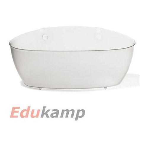 Organizer łazienkowy  splash przeźroczysty kz-5240535 marki Koziol