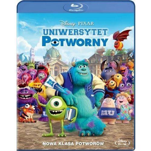 Disney Uniwersytet potworny (blu-ray)