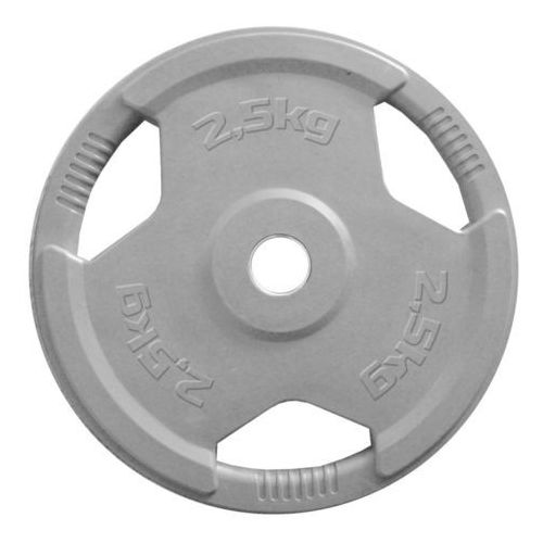 Talerz olimpijski SPOKEY Olimp (2.5 kg) (5902693215707)