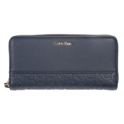 portfel niebieski uni od producenta Calvin klein
