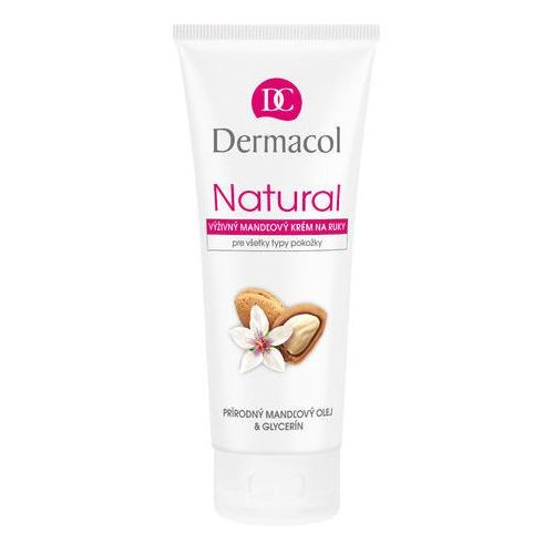Dermacol Natural migdałowy 100ml W Krem do rąk