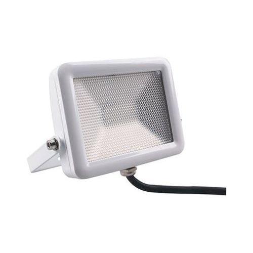 Naświetlacz LED ORNO NL-379WL5 Slim LED Srebrny (10 Watt) (5901752485945)