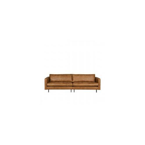 Sofa RODEO CLASSIC 3 osobowa koniakowa - Be Pure, 800576-C