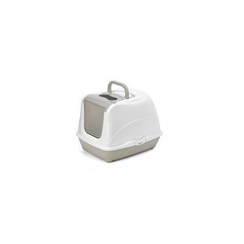 Yarro/Moderna Toaleta Flip 2 z filtrem srebrna [Y3418]