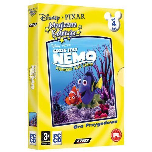 Gdzie jest Nemo, wersja językowa gry: [polska]