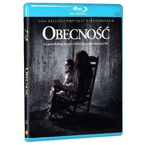 Obecność (Blu-ray HD)