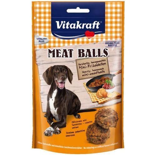 Vitakraft  meat balls mięsne klopsy dla psów 80g
