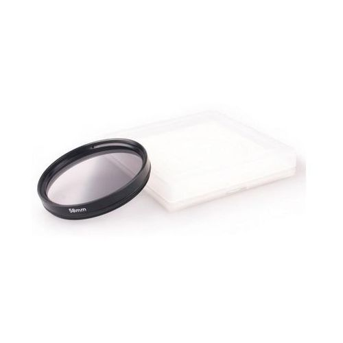 Foxfoto Filtr szary połówkowy 58mm