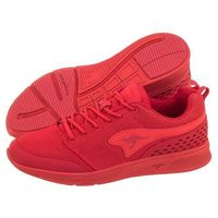 Buty KangaROOS Current 47141 0 670 Flame Red (KR28-c)
