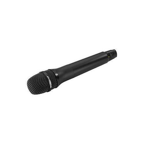 Monacor TXA-100HT, mikrofon doręczny z nadajnikiem wieloczęstotliwościowym