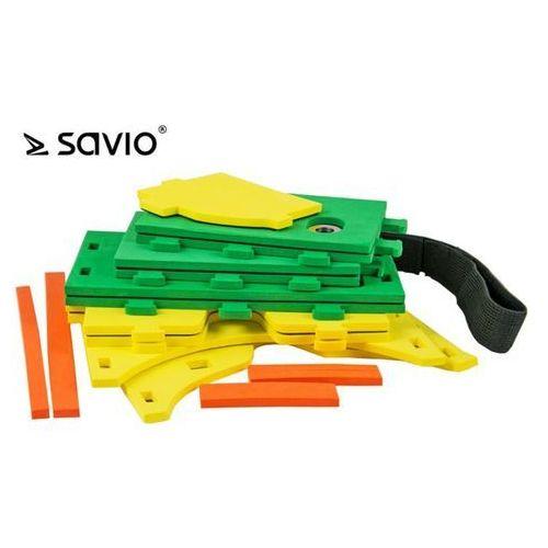 Gogle VR Savio Cardboard (SAVOK-EVAVR) Darmowy odbiór w 21 miastach! (5901986041511)