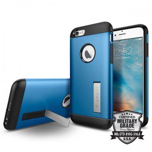 SPIGEN SGP SLIM ARMOR IPHONE 6/6S (4.7) ELECTRIC BLUE - produkt z kategorii- Futerały i pokrowce do telefonów