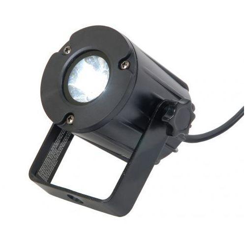 Eurolite LED Pinspot PST-3W 6000K 6st. czarny - oświetlacz kuli