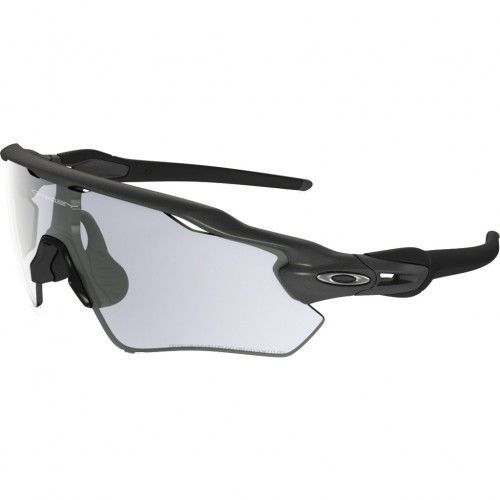 Okulary radar ev path steel clear black iridium photochromic oo9208-13 marki Oakley