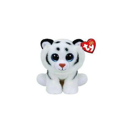 Maskotka TY INC Beanie Boos Tundra - biały tygrys 15cm 42106
