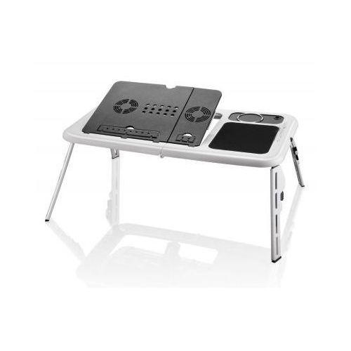 S.t.i. ltd. Składany stolik pod laptopa e-table + chłodzenie + regulacje...
