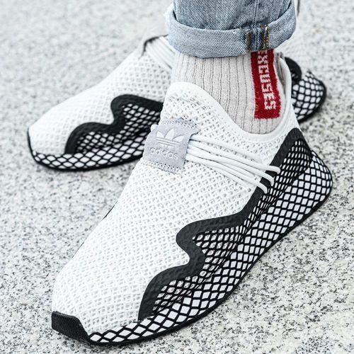 Adidas Buty sportowe męskie deerupt runner s (bd7874)