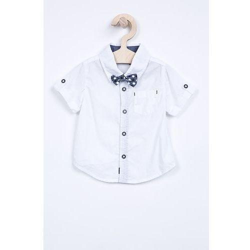 Blukids - koszula dziecięca 74-98 cm + mucha