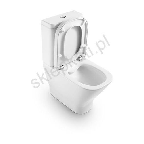 gap miska wc do kompaktu rimless (bez kołnierza) a34273700h marki Roca