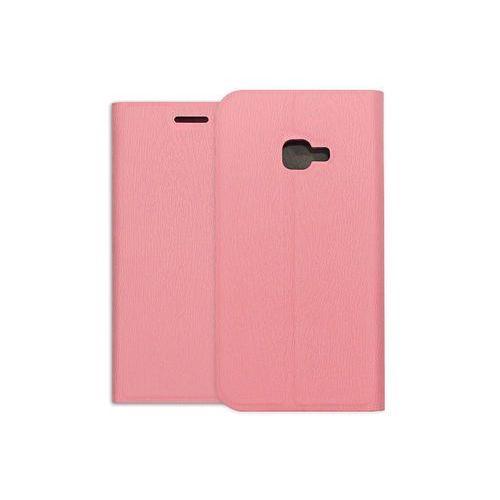 Samsung Galaxy Xcover 4S - etui na telefon Flex Book - różowy, kolor różowy