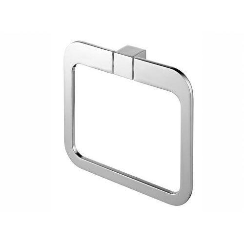 Bisk® Wieszak owalny bisk futura silver 02996