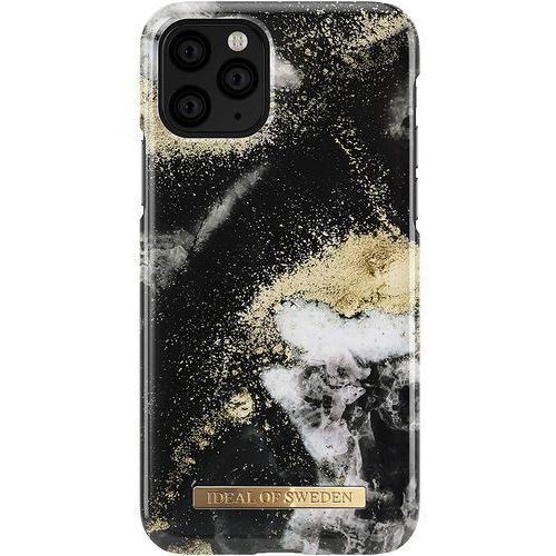 iDeal of Sweden Fashion Case Etui Obudowa do iPhone 11 Pro (Black Galaxy Marble), IDFCAW19-I1958-150
