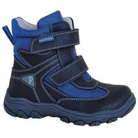 Protetika chłopięce buty zimowe hasko 30 niebieski/ciemny niebieski (8585003415706)