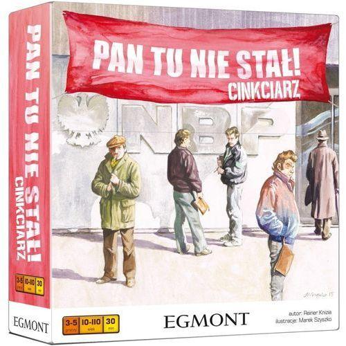 OKAZJA - Pan tu nie stał: cinkciarz marki Egmont