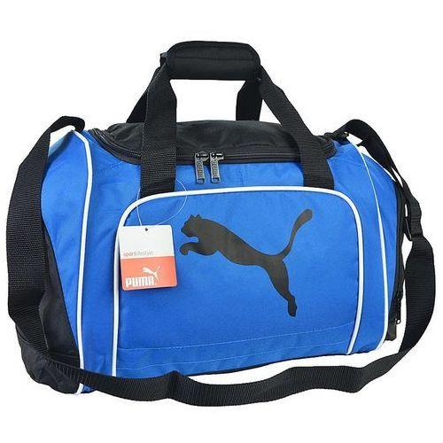Torba sportowa Team Cat Medium Puma - Niebieski - niebieski - sprawdź w wybranym sklepie