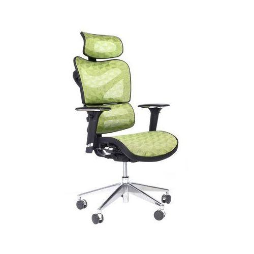 Ergonomiczny fotel biurowy ERGO 600 zielony