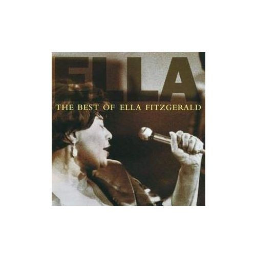 The Best Of Ella Fitzgerald (0011105165921)