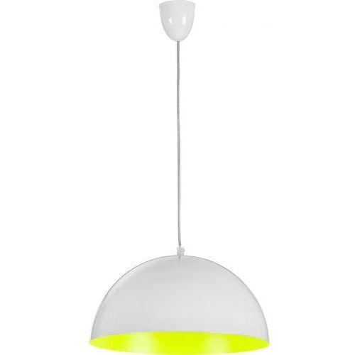 Lampa wisząca Nowodvorski Hemisphere White - Yellow Fluo S / 5713 (5903139571395)