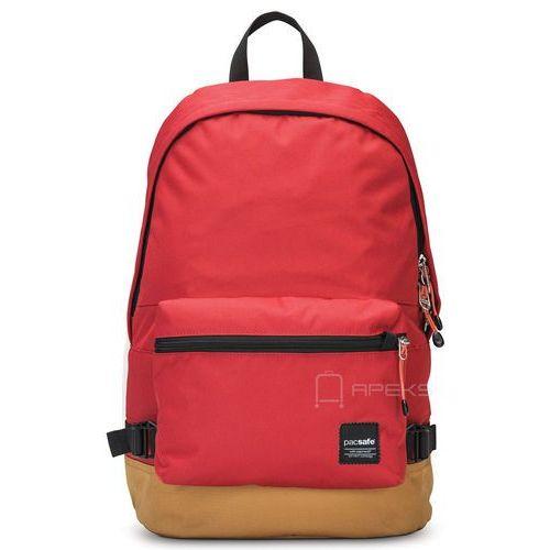 "slingsafe lx400 plecak miejski na laptop 15"" rfid / chili/khaki - chili/khaki marki Pacsafe"